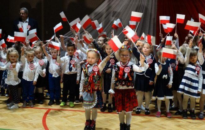 Obchody 100 rocznicy odzyskania przez Polskę niepodległości