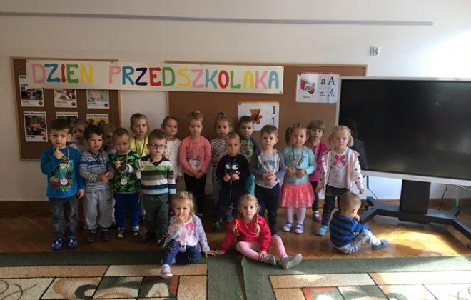 Święto przedszkolaka w grupie Puchatków!