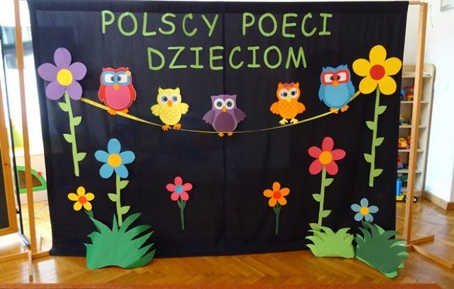 """Konkurs recytatorski """"Polscy poeci dzieciom"""""""